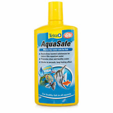 Tetra Aquasafe Aquarium Tap Water Conditioner- 500ml