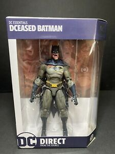 DC Collectibles Essentials  DCeased Batman Action Figure