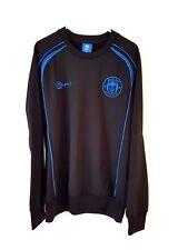 Wigan Athletic Jumper. Small Adults. Black Long Sleeves Football S Training Kit