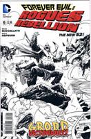 Forever Evil Rogues Rebellion #6 DC COMICS Variant COVER B 1ST GRODD FLASH