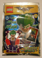 Lego ® Super Heroes minifigura The Joker # 211702 foil Pack dc Limited Edition