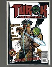 Turok: The Empty Souls: Acclaim Comics: April 1997: VF+