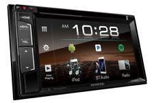 Kenwood DDX25BT Double DIN SiriusXM Ready Bluetooth In-Dash DVD/CD Car Stereo