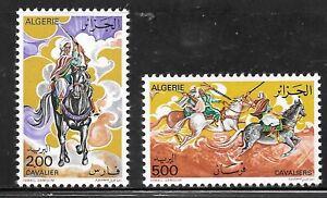 Algeria (1977) - Scott # 601 - 602,   MNH