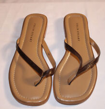 41f56fba4524 Colin Stuart Women s Leather Sandals and Flip Flops for sale