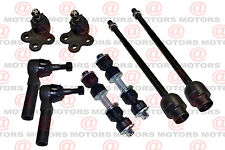 Front Steering Kit Parts Linkage Ends Fits Chevrolet Pontiac Oldsmobile Buick