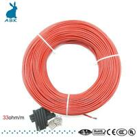 Carbon Warm Floor Cable Carbon Fiber Heating Wire Electric Hotline Infrared Heat