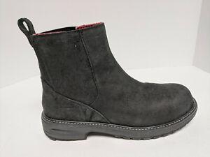 Timberland PRO Hightower Composite Toe Work Boots, Black, Women's 10 M