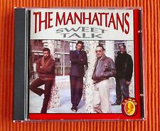 THE MANHATTANS - SWEET TALK   1994  Rare  CD reissue