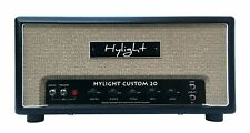 Hylight Custom 20 Head Mod. VR20H. New completely UK-made hand-wired amplifiers.
