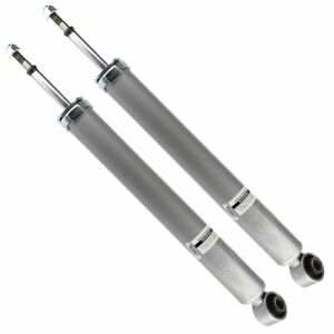 Rear Shock Absorber Pair for 14-17 Infiniti QX70