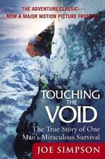 Touching the Void by Joe Simpson (2004, Paperback)