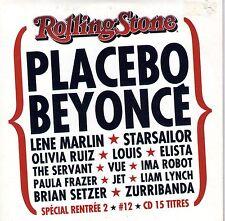 CD COLLECTOR 15T PLACEBO/BEYONCE/OLIVIA RUIZ/SETZER/VUE/STARSAILOR/LENE MARLIN
