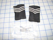 shoulder marks USA rotc small size sergent cadet dated 84 US military surplus