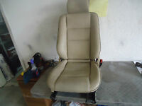Passenger Leather Manual Seat  94 95 96 97 98 99 00 Mercedes C 220 4DR