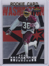 SEAN TAYLOR 2004 Topps Finest RC Washington Redskins ROOKIE CARD Football MIAMI