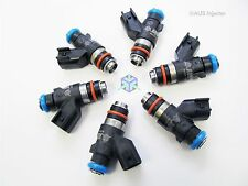 380 cc 36 lbs AUS HIGH FLOW Racing Fuel Injectors fit FORD Mustang V6 [AUSD6-0]