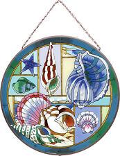 JOAN BAKER GLASS SUNCATCHER - OCEAN SHELL (AP4005)