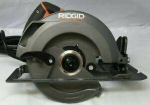 "Ridgid R32051 Corded Electric R3205 7-1/4"" Circular Saw, VG"