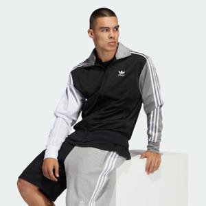 adidas Men's Originals Blocked Firebird Track Jacket