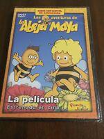 LAS AVENTURAS DE LA ABEJA MAYA LA PELICULA - DVD MULTIZONA 1-6 NEW SEALED NUEVO