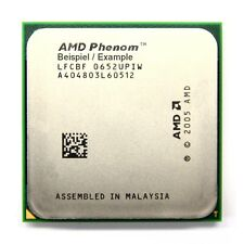 Presa AMD Phenom X3 8550 2.2GHz/1.5MB / socket AM2 + HD8550WCJ3BGH triple core CPU