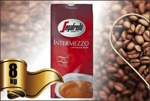 Segafredo Intermezzo 8 x 1kg Bohnen Kaffee