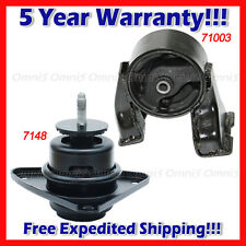 L928 For 2010-2013 Kia Forte/ 2012 Forte5 2.0L MANUAL, Motor Mount Set 2pcs