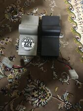 2x VINTAGE Tamiya Hump Back Battery 7.2v 1200 Ni-Cd
