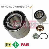 FAG LUK WHEEL BEARING KIT REAR FOR A SUZUKI SWIFT HATCHBACK 1.3 DDIS