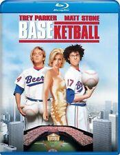 Baseketball [Blu-ray] Trey Parker , Matt Stone discs � :  1 Comedy Movies New