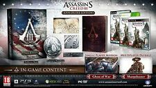 Assassin's Creed III Join or Die Edition for PC by Ubisoft, 2012, Sealed