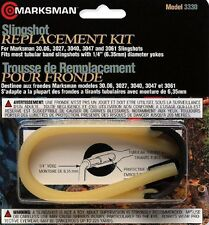 Marksman Replacement Slingshot Wrist Rocket Band 4725