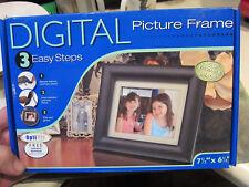 Smartparts Digital Picture Frame - Black - nib