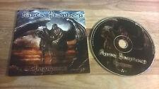 CD METAL Mystic prophecy-regressus (12 chanson) promo Nuclear Blast CB