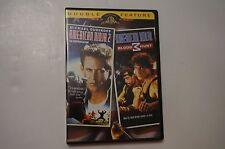American Ninja 2 / American Ninja 3 (DVD, 2002) Michael Dudikoff RARE