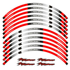 "For SUZUKI Hayabusa GSX1300R 17"" CUSTOM RIM STRIPES WHEEL DECAL TAPE STICKER"