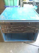 Blue Metal 8 Space Rack