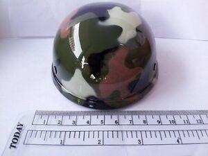 "Helmet Hat Cap ""Green Soldier"" Dog Cat Costume Accessory Pet Supplies Safety"