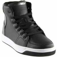 William Rast Empire Sneakers Casual    - Black - Mens
