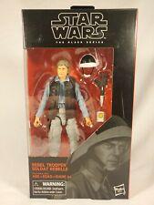 Hasbro Star Wars Black Series 6 Inch #69 Rebel Trooper NIB Action Figure