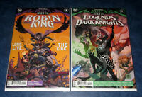 DEATH METAL ROBIN KING 1 LEGENDS of the DARK KNIGHTS 1 1st print 1st app DC 2020