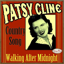 PATSY CLINE CD Vintage Country / Waljing After Midnight , Just Out Of Reach