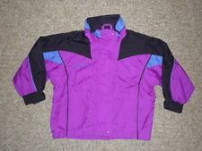 Vtg COLUMBIA Purple/Blue Winter Ski BUGABOO JACKET Coat Size Kid YOUTH 6/6X Cute