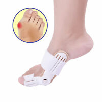 Big Thumb Toe Bunion Aid Splint Straightener Corrector Pain Relief Hallux Valgus