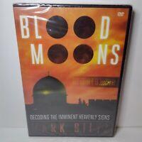 Blood Moons by Mark Biltz DVD Disc New Sealed 2014 WND Films WorldNetDaily NTSC