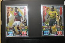 Match Attax 2015/16 MoTM and Limited Edition