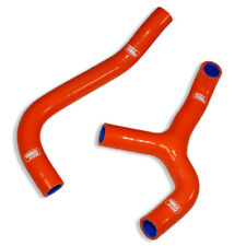 Ktm 65SX 2016 - 2019 Samco Sport Tubo Silicone Kit - Arancione