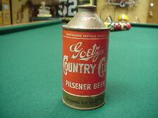 Goetz Country Club Beer Cone Top Beer Can
