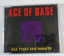 ACE OF BASE ~ All That She Wants ~ CD SINGLE